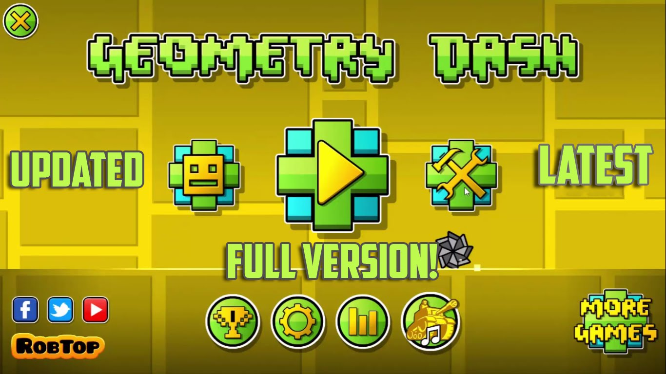 geometry dash full