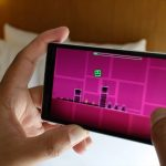geometry dash windows phone